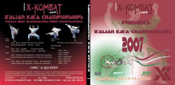 Italian kata championships 2007