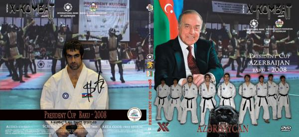 President Cup Azerbaijan 2008