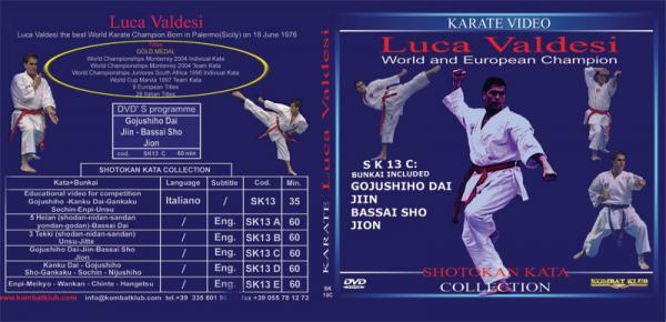 Luca Valdesi - SK13 C